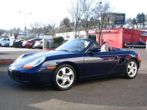2001 Boxster Dealer Photos